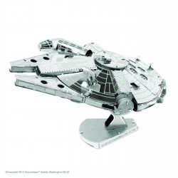 5263 - Metal Earth - Millennium Falcon - Model - high res