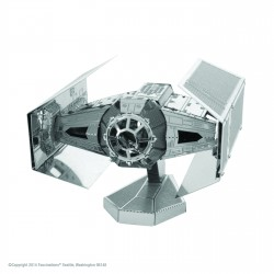 5265 - Metal Earth - Darth Vader's TIE Fighter - Model - high res