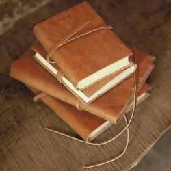Rustic Leather Journals_