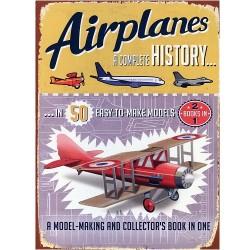 plane book